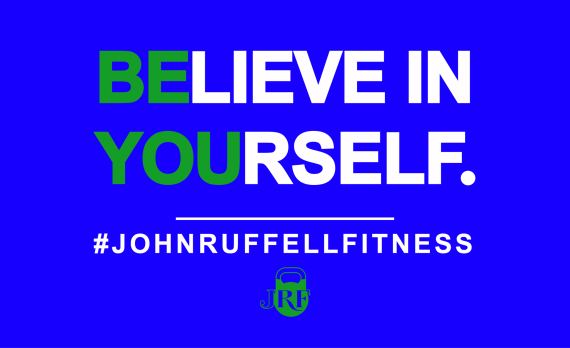 John Ruffell Fitness, personal trainer, kettlebells, Whitchurch, Hampshire